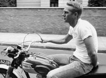 Close-up : Steve McQueen