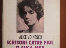 """Alice Voinescu şi ,,rostul dăscălicesc"""""""