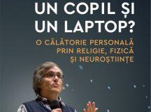 Cristian Presură – Care e diferența dintre un copil și un laptop?