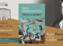 """Eveniment Humanitas live, online cu Radu Paraschivescu și Cătălin Striblea despre """"Vitrina cu șarlatani"""" joi, 22 octombrie, de la ora 19.30"""