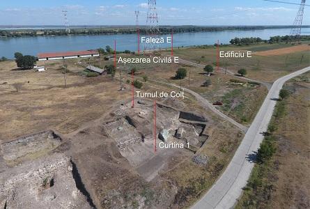 Cetatea Noviodunum va fi mai atrăgătoare pentru turiști, grație unei investiții a Primăriei Isaccea și a Institutului Național al Patrimoniului