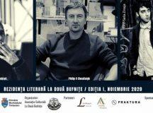 Prima rezidență literară de la Timișoara. Trei scriitori vin, în luna noiembrie, la Rezidența literară La Două Bufnițe