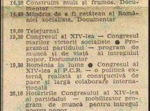 Dacă nu ar fi căzut comunismul în decembrie 1989…