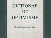 Chris Simion: Dicționar de optimisme