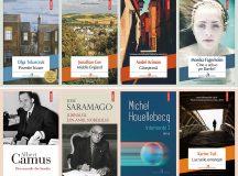 "Noi titluri semnate de Albert Camus, José Saramago, Olga Tokarczuk, Michel Houellebecq sau Jonathan Coe, în ""Biblioteca Polirom"""