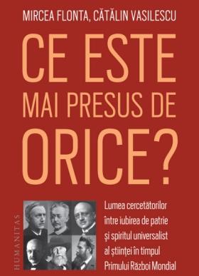 Mircea Flonta, Cătălin Vasilescu – Ce este mai presus de orice? (1)