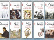 """Polirom: 10 de ani de """"Top 10+"""", peste 500 de titluri publicate"""