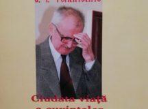 G.I. Tohăneanu, apostol și mărturisitor al cuvântului
