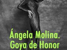 Ángela Molina. Goya de Honor