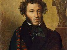 Pușkin, tânărul poet de geniu prins între surghiun și dueluri