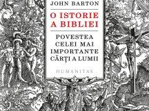 John Barton: O istorie a Bibliei