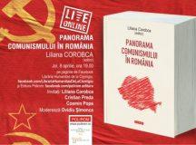Online & live despre Panorama comunismului în România, Liliana Corobca (editor)