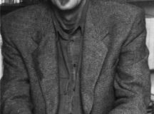Pulitzer Prize winner James Tate poet handout photo