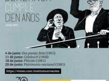 Berlanga la 100 de ani.  Patru filme emblematice – pe canalul de Vimeo al Institutului Cervantes