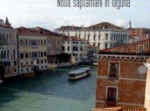 Cristina Chevereșan – Mansardă la Veneția. Nouă săptămâni în lagună