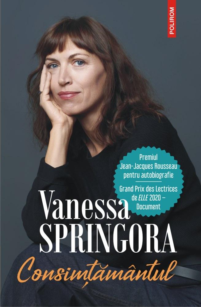 Vanessa Springora – Consimțământul