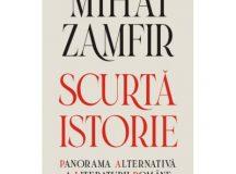 Mihai Zamfir şi  (re)citirea literaturii