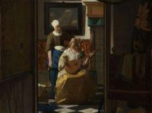 Cosmin Ungureanu. Scrisoarea de dragoste. Aspecte ale picturii olandeze din secolul al XVII-lea